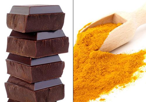 Muy dulce: el curry, también a la hora del postre
