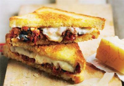 Cocina fácil: ¿Te apetece un sándwich?