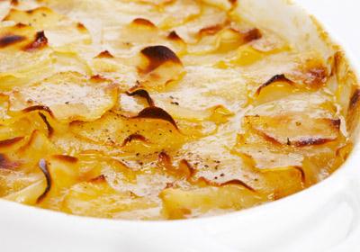 Cocina fácil: patatas gratinadas, paso a paso