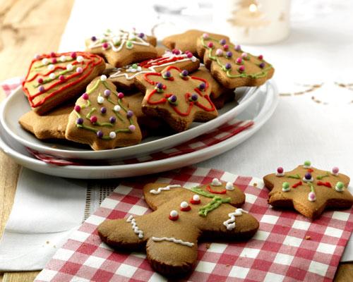 reposter a aprende a preparar galletas de navidad paso a