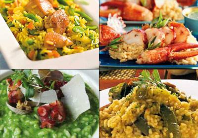 Caldoso, en paella, en 'risotto'… ¿cómo te gusta más el arroz?