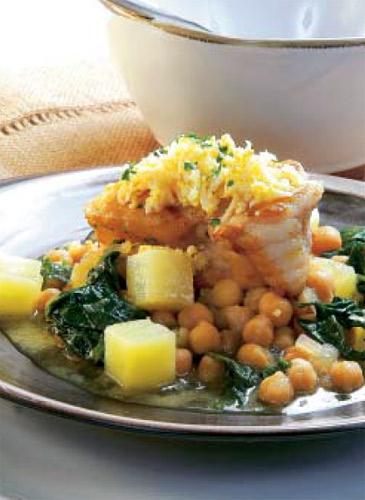 Cocina con legumbres: tres ideas para preparar un potaje de garbanzos