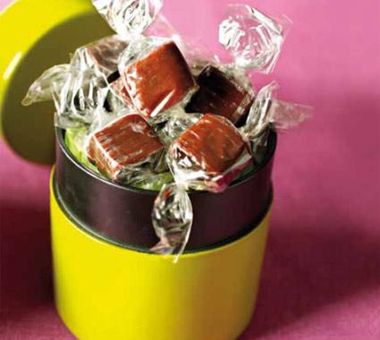 Pequeños e irresistibles bocados con sabor a chocolate