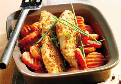 Un toque diferente y muy sabroso para tus recetas con pollo