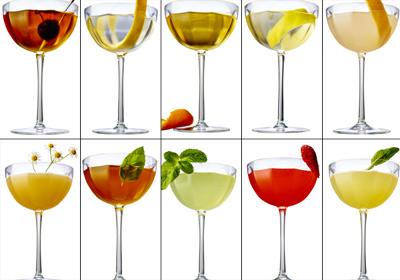 'Dry Martini': un cóctel, diez versiones