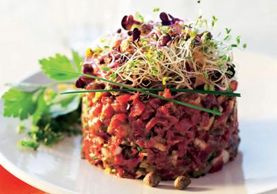 Cocina de verano: de carne, de pescado… ¿te apetece un 'tartar'?