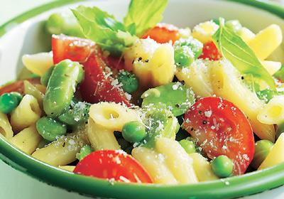 Ensaladas de pasta: sanas, nutritivas y muy sabrosas