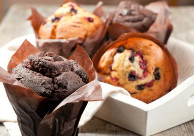 Repostería: 'Muffins' vs. magdalenas, ¿sabes en qué se diferencian?