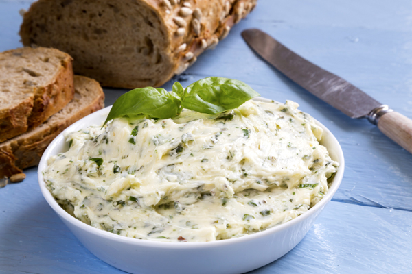 'Tips' de cocina: mantequillas 'customizadas', un aperitivo delicioso