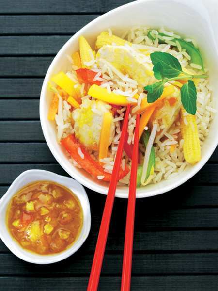 ¡Pon un toque asiático en tu mesa!