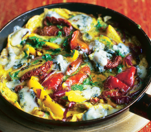 Cocina fácil: ¡dale la vuelta a la clásica tortilla!
