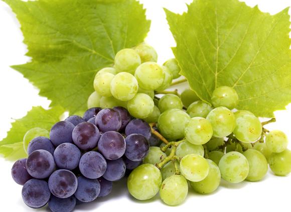 Las uvas... ¡placer gastronómico de otoño!