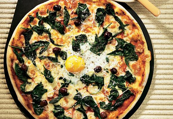 Ideas de cocina: esta noche… ¡cenamos 'pizza'!