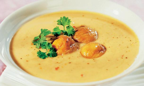 Placeres gastronómicos de otoño: castañas, en versión dulce y salada