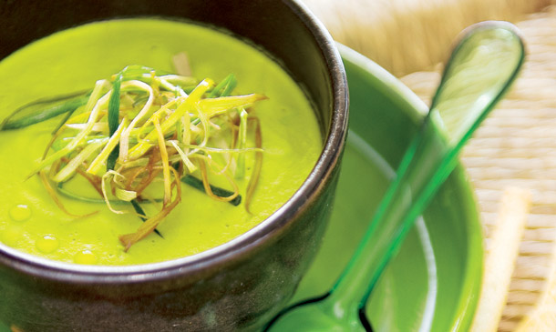 Cremas de verduras y legumbres: reconfortantes, saludables… ¡y muy sabrosas!