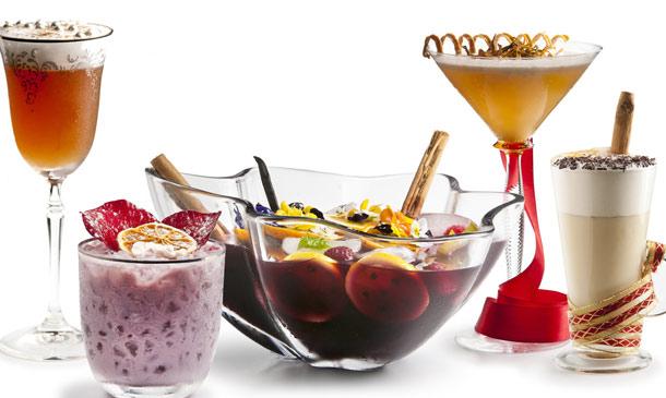 Clase de coctelería: ¡brinda por la Navidad de la manera más original y glamourosa!