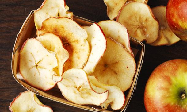 De temporada: deliciosas manzanas, en versión dulce y salada