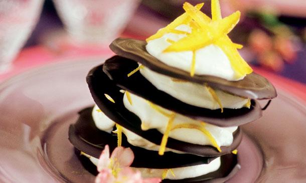 Muy dulce: pasión por el chocolate… ¡capa sobre capa!