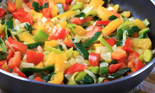 Cocina práctica: el ABC de un buen sofrito