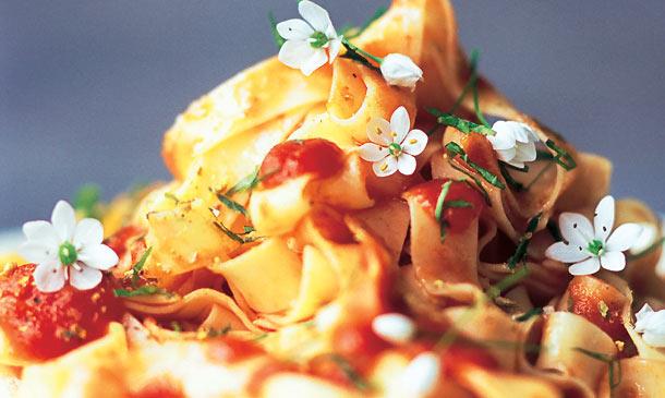 Macarrones, tallarines, canelones… Escoge tu pasta favorita, ¡y ponte el delantal!