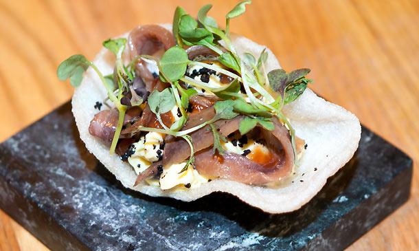 Grandes chefs: Deliciosas tapas con sabor a mar, por Javier Olleros