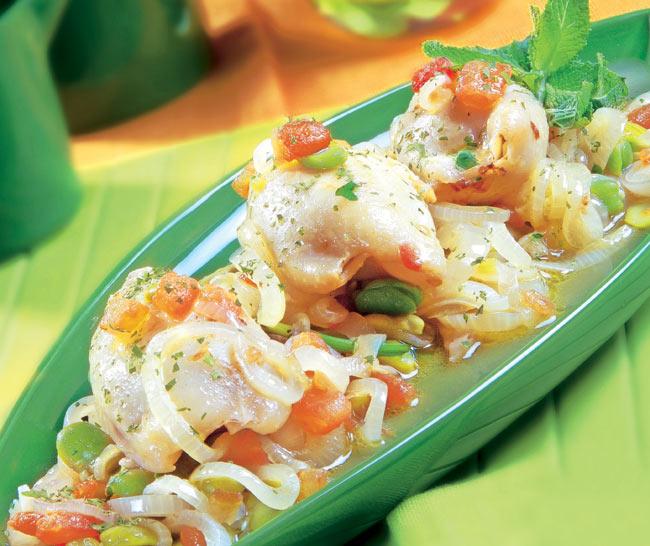 recetas marineras tres ideas muy sabrosas para cocinar