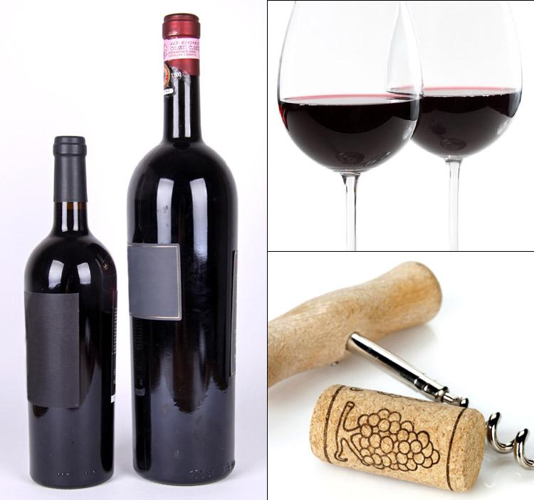Clase de enolog a influye el tama o de la botella en la - Botelleros de vino ...