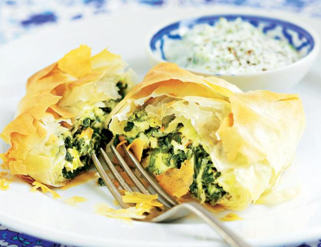 Cocina Griega Un Menú Digno De Dioses