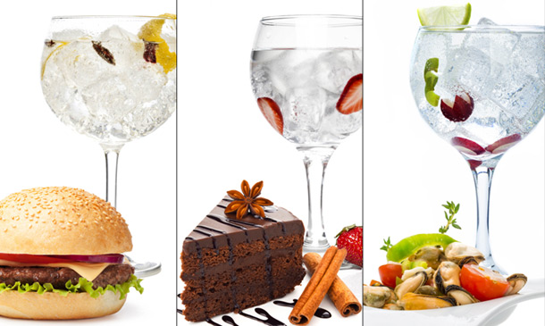 Tendencias 'foodie': Y este 'gin tonic', ¿con qué plato combina mejor?