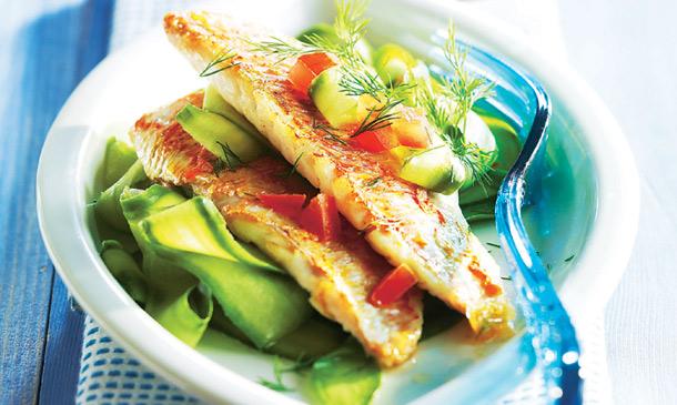 Cinco recetas marineras para un verano delicioso