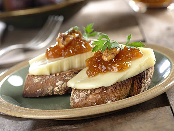 fotos de tapas de queso
