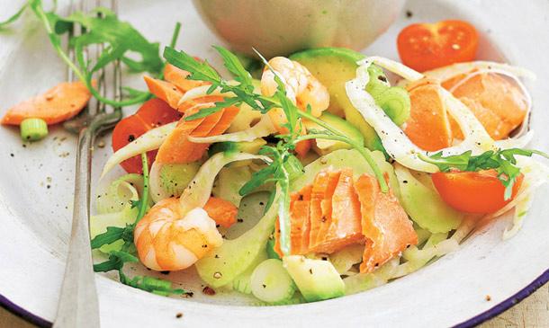 Cuatro originales ensaladas para despedir el mes de agosto de forma saludable y... ¡deliciosa!