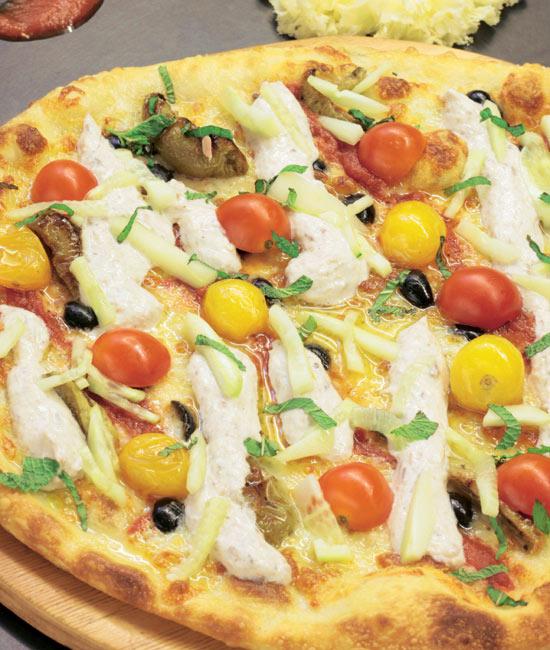En busca de la 'pizza' perfecta