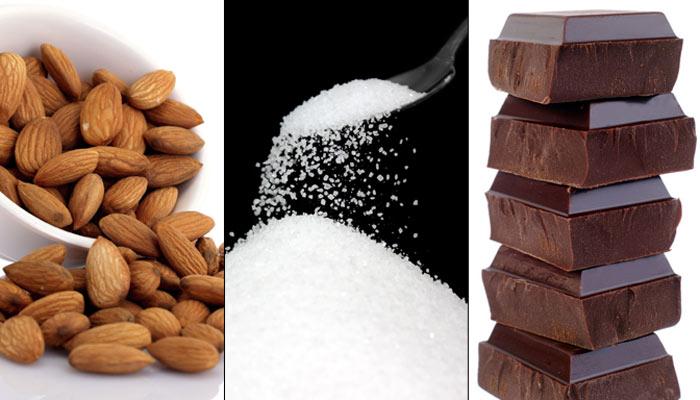 Muy dulce: aprende a hacer turrón casero de guirlache y chocolate