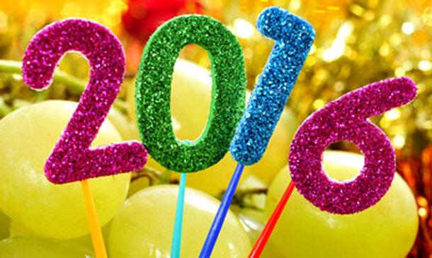 Recetas 'deluxe' para despedir el año a todo color