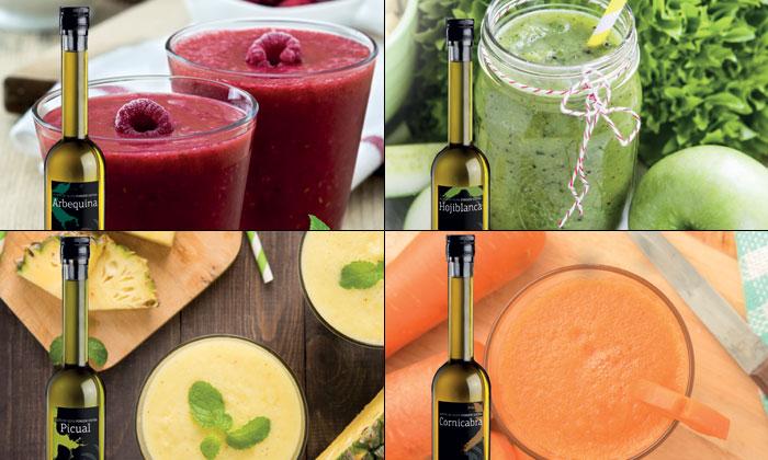 ¡Pon un toque mediterráneo a tus 'smoothies'!