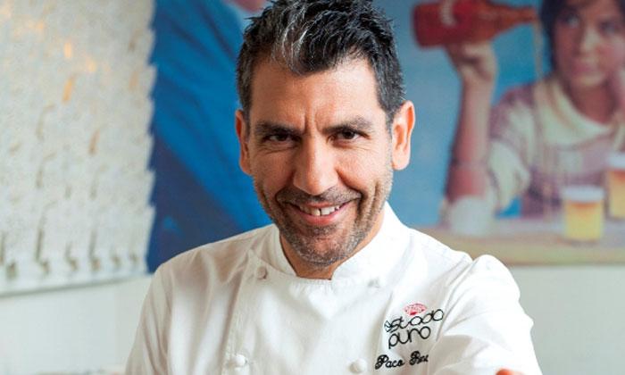 Grandes chefs clase de cocina con paco roncero - Cocina con paco ...