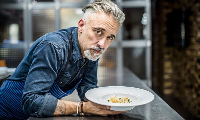 Grandes chefs: Recetas con sabor marinero, por Sergi Arola