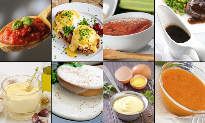 Cocina b sica ocho salsas cl sicas que todo cocinillas Cosas para cocinar