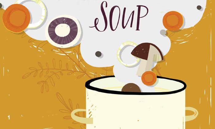 Platos de cuchara: ¡Quiero una sopa!