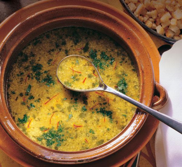 Platos de cuchara quiero una sopa - Escuela de cocina azafran ...
