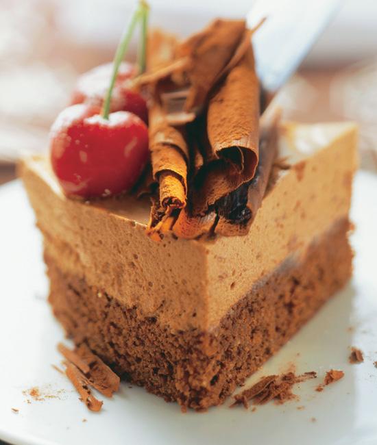 Muy dulce postres irresistibles para 39 chocolate lovers 39 for Isasaweis cocina postres