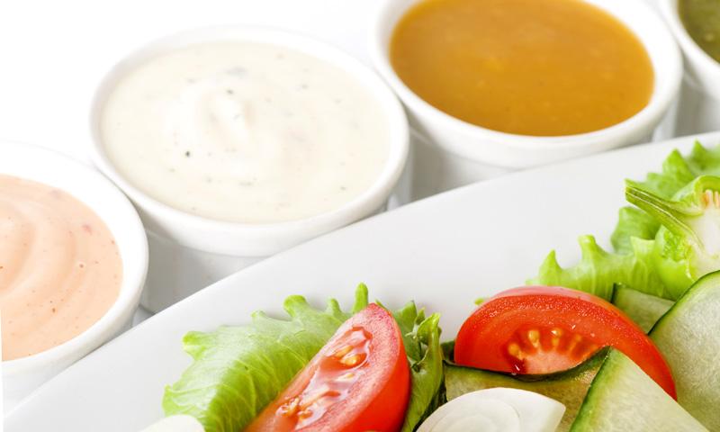 Cocina fácil: Deliciosas salsas para 'animar' tus platos de verdura