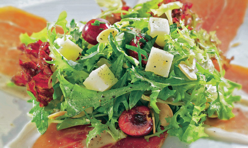 Cocina de verano cuatro ideas para preparar una ensalada for Ideas ensaladas originales