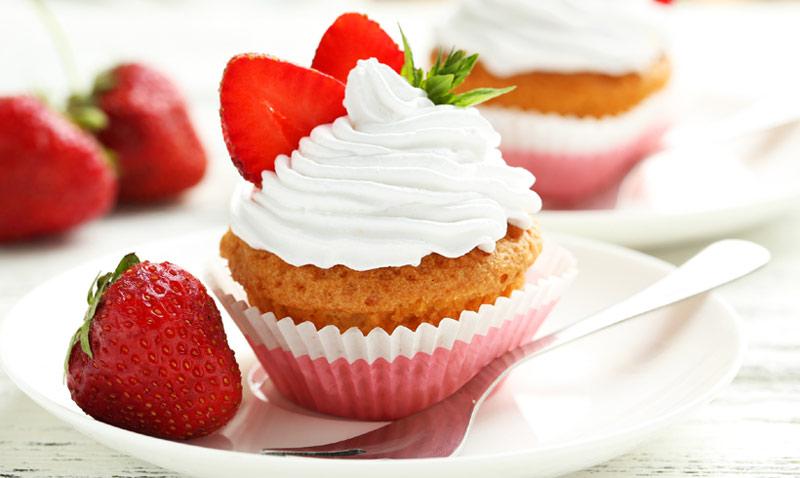 Cocina Fondos De Cupcakes