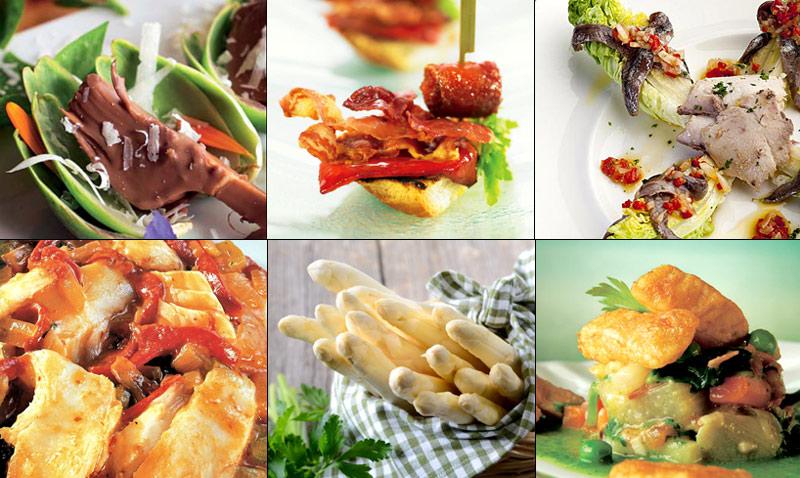 Seis platos para celebrar 'San Fermín' de la forma más sabrosa