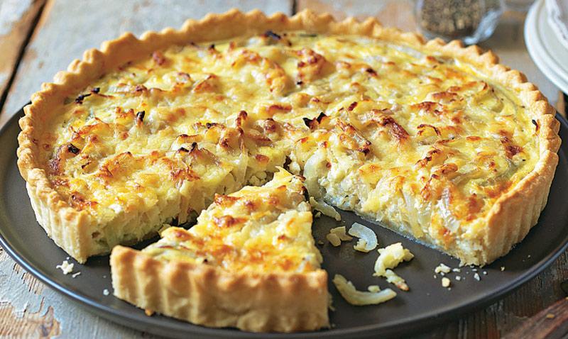 cocina f cil aprende a preparar una quiche casera paso a On comidas francesas faciles de preparar