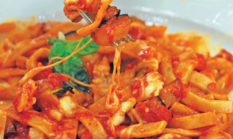 Cocina italiana: ¡Mamma mia, qué tallarines!