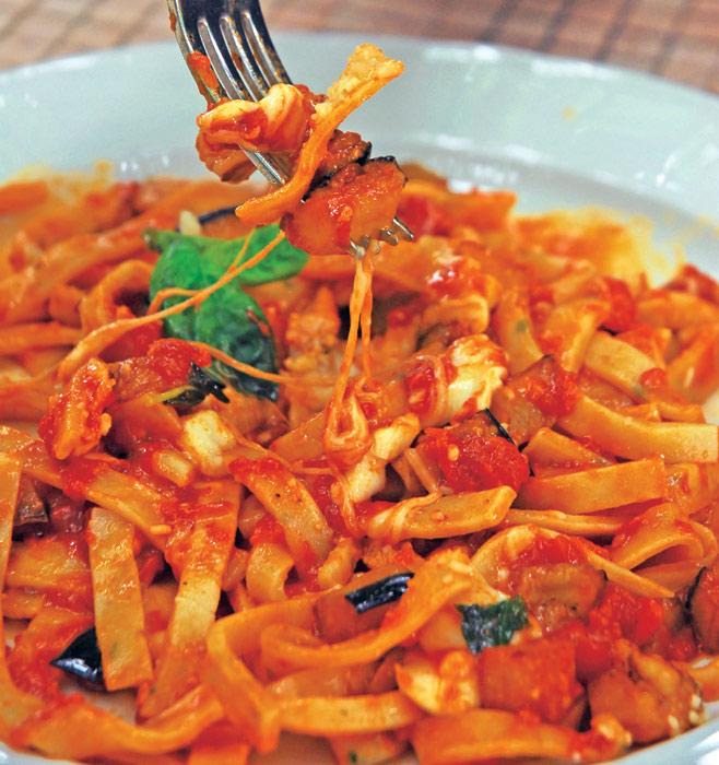 Cocina italiana mamma mia qu tallarines - Curso de cocina italiana madrid ...