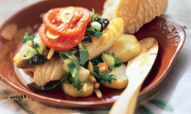 Recetas al horno: seis ideas con sabor marinero